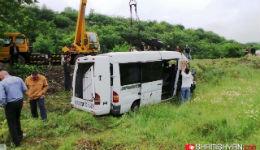 Բագրատաշենում տեղի ունեցած խոշոր ավտովթարի հետևանքով հիվանդանոց տեղափոխված 16-ամյա աղջնակը մահացավ