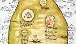 1691 թ.ին կազմված քարտեզն ընդգրկում է ողջ Հայաստանը