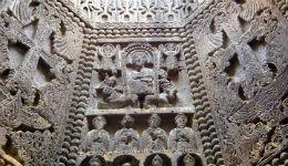 Անիի քանդակագործության բացառիկ նմուշներ՝ Հոռոմոսի վանքում