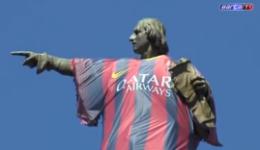 Կոլումբոսը՝ «Բարսելոնայի» մարզաշապիկով (տեսանյութ)