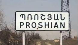 Արտահերթ ընտրություններ՝ Պռոշյան գյուղում