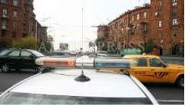 Ճանապարհային ոստիկանության հատուկ պահպանվող տարածք է տեղափոխվել 34 ավտոմեքենա