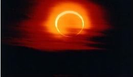Այսօր տեղի կունենա արևի շրջանաձև խավարում