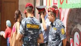 Կարգապահական տույժ՝ ոստիկանին ոչ վայել վարքագիծ դրսևորելու համար