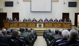 Տեղի է ունեցել Հանրապետական զորակոչային հանձնաժողովի խորհրդակցությունը