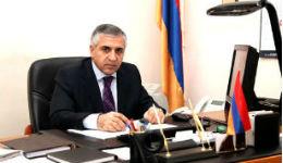 Հ. Բեգլարյանն ազատվել է աշխատանքից
