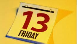 Ուրբաթ 13-ը պարզապես օր է, Աստծո ստեղծած օրերից մեկը