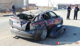 Ողբերգական ավտովթար Արարատի մարզում. դերասաններից 1-ը մահացել է, 4-ը` վիրավոր են