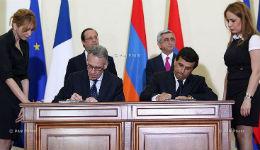 ՀՀ ԱԻՆ և Ֆրանսիայի ՆԳՆ. ստորագրվել է Մտադրությունների նամակ