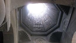 Գմբեթի բազմանիստ թմբուկ, որը հայ միջնադարյան արվեստի բացառիկ արժեքներից է