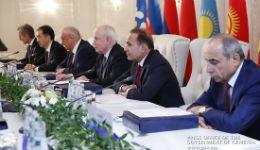 Մինսկում տեղի է ունեցել ԱՊՀ երկրների կառավարությունների ղեկավարների խորհրդի նիստը