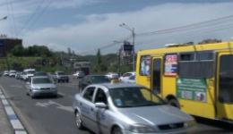 Պատահարներ Երևանում և հանրապետության ավտոճանապարհներին