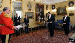 Միքայել Մինասյանն իր հավատարմագրերն է հանձնել Մալթայի Արքայազնին