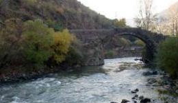 Դեբեդ գետն ընկած ավտոմեքենայի ուղևորներից մեկի դիակը հայտնաբերվել է