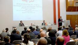 Հայաստանի և Ավստրիայի նախագահները մասնակցել են հայ-ավստրիական տնտեսական համաժողովի բացմանը