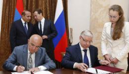 Սոչիում ստորագրվել է ՌԴ տարածքում ՀՀ քաղաքացիների և ՀՀ տարածքում ՌԴ քաղաքացիների գտնվելու կարգի մասին համաձայնագիր