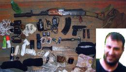 ԼՂՀ ՊՆ-ն հրապարակել է սպանված դիվերսանտի և նրա իրերի լուսանկարը