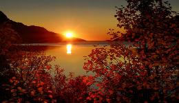 Վայրեր, որտեղ աշունն աներևակայելի գեղեցիկ է