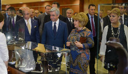 «Երևան շոու-2015» ոսկերչական ցուցահանդեսին մասնակցում են մոտ 80 ընկերություն ՀՀ-ից ու արտերկրից (լուսանկարներ)