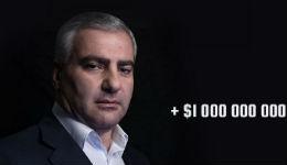 Սամվել Կարապետյանի կարողությունն աճել է 1 միլիարդով և հասել 5 մլրդ դոլարի