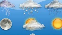 Տեղ-տեղ սպասվում է անձրև,  քամու ուժգնացում