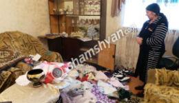 Արարատի մարզում երեկ հարսանեկան արարողությանը մասնակցելուց հետո բնակիչներն իրենց տները հայտնաբերել են թալանված