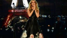 Փարիզի ահաբեկչության զոհերի հիշատակը ոգեկոչող երգով Սելին Դիոնը հանդես է եկել  հուզիչ կատարմամբ (տեսանյութ)