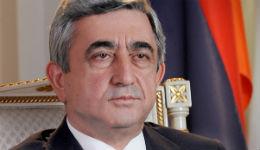 Սերժ Սարգսյանը ցավակցական ուղերձ է հղել