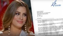 «Միսս Կոլումբիային» մեկ միլիոն դոլար են առաջարկել պոռնոֆիլմում նկարահանվելու համար