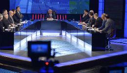 Սերժ Սարգսյանի ծավալուն հարցազրույցը  հայաստանյան հեռուստաընկերությունների ներկայացուցիչների հետ