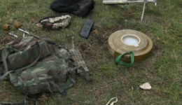Ահա թե ինչեր են թողել ադրբեջանցիները ձախողված դիվերսիայից հետո (լուսանկարներ)