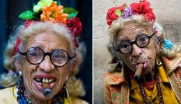 Սիգարով 80-ամյա Գոնսալեսը՝Կուբայի ամենահայտնի դեմքը (լուսանկարներ)