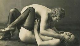 ХХ-րդ դարի առաջին կեսի  էրոտիկան. արգելված լուսանկարներ (լուսանկարներ)