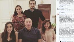 Ադրբեջանցիների հայհոյանքներն ու մեղադրանքները ֆեյսբուքյան էջում՝ ուղղված Ալիևին