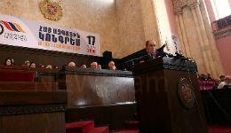 Լևոն Տեր-Պետրոսյանի մեղմ ելույթն ամբողջությամբ համաձայնեցված է եղել ՀՀ նախագահականի հետ