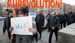 ԲաRevolution. Ամեն ինչ` բացի հեղափոխությունից