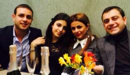 Աշոտ Ղազարյանի որդին ամուսնանում է Լոռու մարզային ոստիկանապետի դստեր հետ