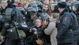 Ռուսաստանյան նախօրեի ցույցերն ամենամարդաշատն էին ԽՍՀՄ փլուզումից ի վեր