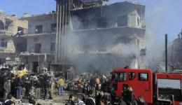 Տասնյակ զոհեր ու վիրավորներ Սիրիայի մայրաքաղաքում