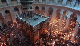 Երուսաղեմի Հարության տաճարում այսօր սպասում են աստվածային հրաշքին` Սուրբ Կրակի իջնելուն