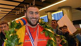 Ես գիտեի, որ ոսկե մեդալի հետևից եմ գնում. Սիմոն Մարիտիրոսյան