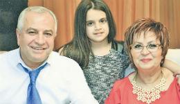 «Աչքերիցս արցունք էր գնում». Աշոտ Ղազարյանը «Մանկական Նոր ալիք-2017»–ին թոռնուհու հաղթանակի մասին