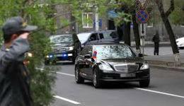 Արտառոց դեպք՝ Բաղրամյան-Դեմիրճյան փողոցների խաչմերուկում. քաղաքացին փորձել է իրեն նետել Սերժ Սարգսյանի ավտոշարասյան տակ