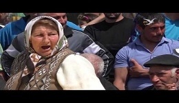 «Տատի աչքերը քոռանան». Ռուսաստանում հայ տատիկը ռինգում հարվածել է թոռան մրցակցին (տեսանյութ)
