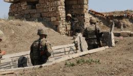 Հակառակորդը հայ դիրքապահների ուղղությամբ արձակել է ավելի քան 1500 կրակոց. իրավիճակը սահմանին