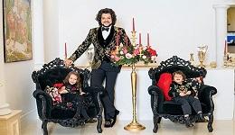 Ֆիլիպ Կիրկորովը իր երեխաների համար տնային դիսնեյլենդ է կառուցել