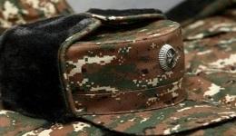 Մահացել է ՊԲ զինծառայող՝ուժեղ քամու հետևանքով