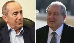 Արմեն Սարգսյանը հանդիպել է Քոչարյանին, բայց չեն ցանկացել այդ մասին բարձրաձայնել