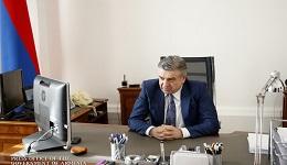 Սերժ Սարգսյանը կմնա որպես առաջին դեմք. Կարեն Կարապետյան