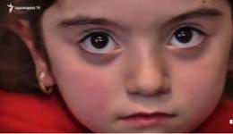 Թալիշում ականների պայթյունը լսելուց հետո 5-ամյա Արփին մինչ օրս չի խոսում (տեսանյութ)